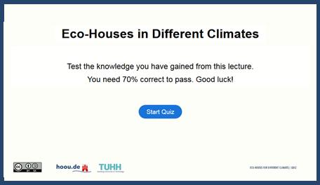 eco-houses quiz