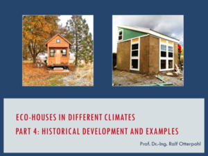 eco house lecture slide