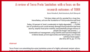 Literature Review Terra Preta Sanitation