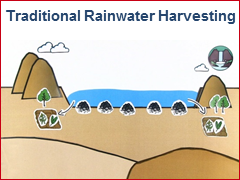 Traditional Rainwater Harvesting