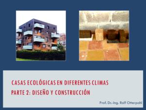 Parte 2 Casas ecologicas