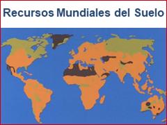 Vista general recursos mundiales del suelo
