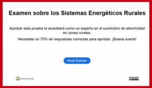 Examen sistemas energeticos rurales